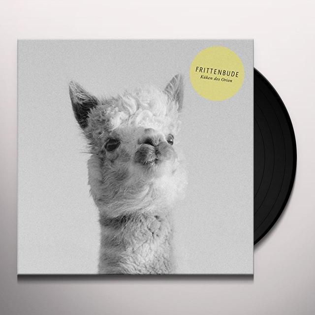 Frittenbude KUEKEN DES ORION (GER) Vinyl Record