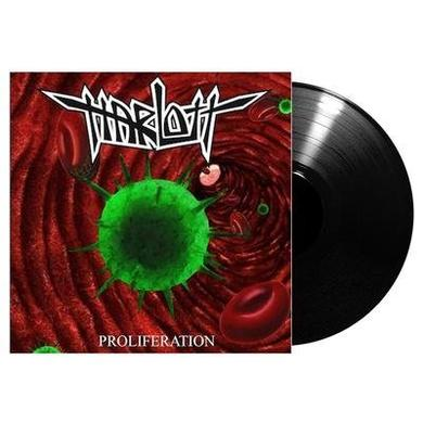 HARLOTT PROLIFERATION Vinyl Record - UK Release