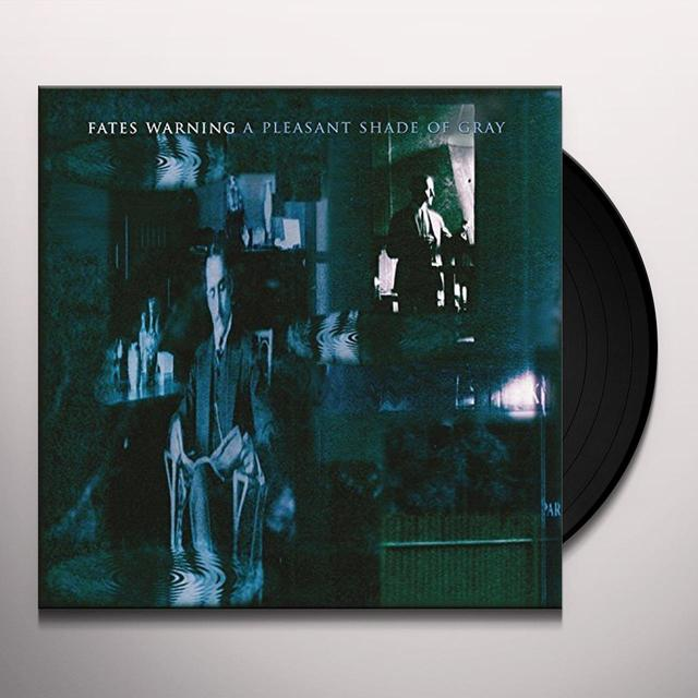 Fates Warning PLEASANT SHADE OF GRAY Vinyl Record - UK Release