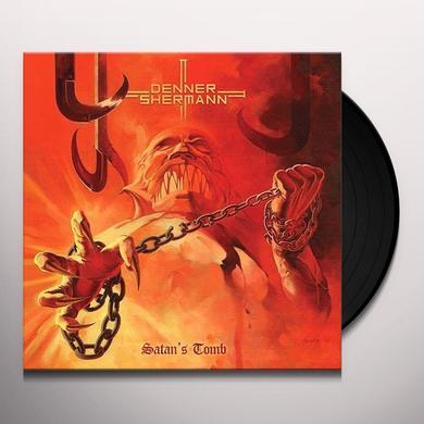 DENNER / SHERMAN SATAN'S TOMB Vinyl Record - UK Import