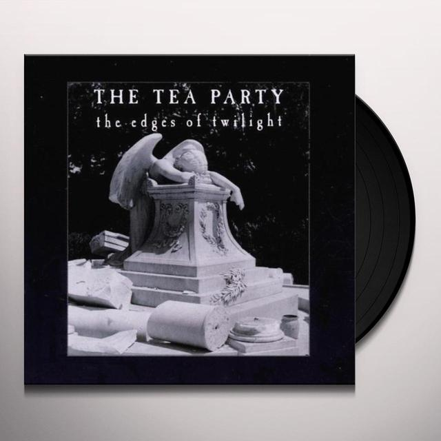 Tea Party EDGES OF TWILIGHT Vinyl Record - Canada Import