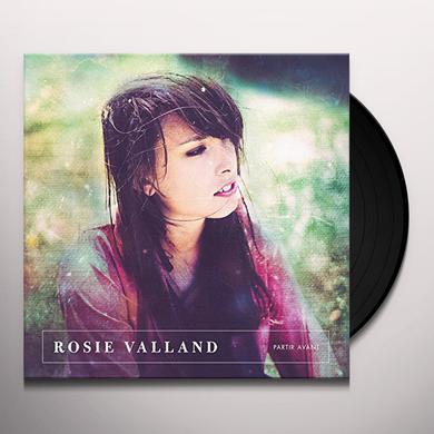 Rosie Valland PARTIR AVANT Vinyl Record