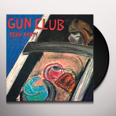 The Gun Club DEATH PARTY Vinyl Record - UK Import