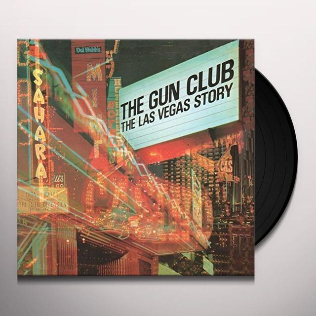 The Gun Club LAS VEGAS STORY Vinyl Record - UK Import