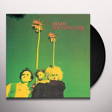 The Gun Club MIAMI Vinyl Record - UK Import