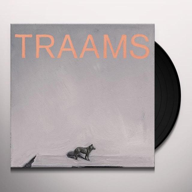 Traams MODERN DANCING Vinyl Record - UK Import