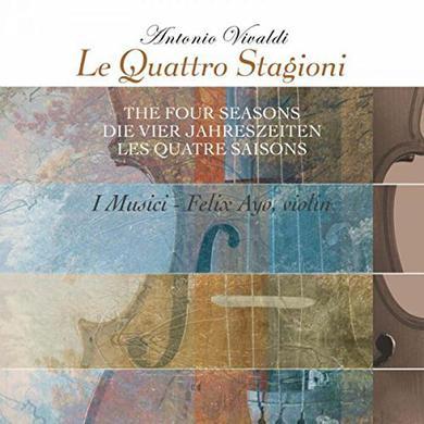 Felix Ayo, I Musici, Felix Ayo VIVALDI: FOUR SEASONS Vinyl Record