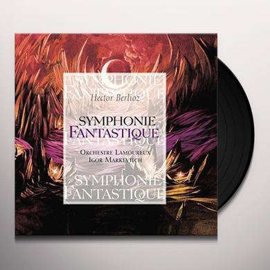 Igor Markevitch / Orchestre Lamoureux Paris BERLIOZ: SYMPHONIE FANTASTIQUE OP 14/ EPISODE DE Vinyl Record