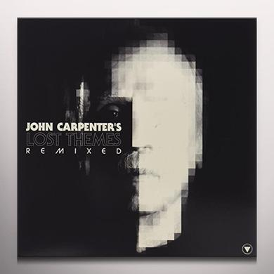 John Carpenter LOST THEMED REMIXED Vinyl Record - Colored Vinyl, UK Import
