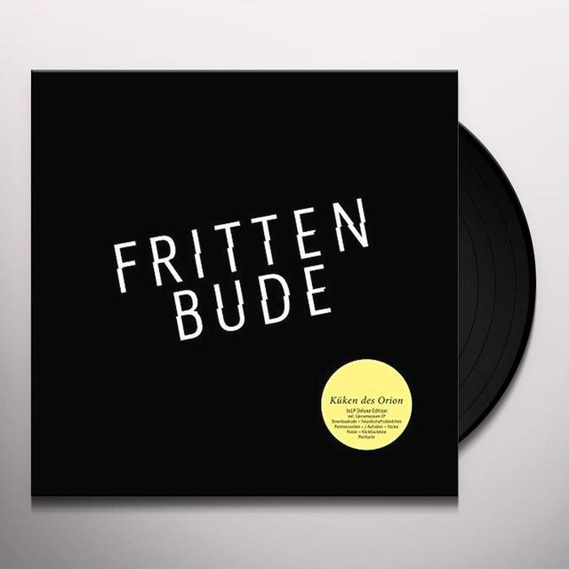 Frittenbude KUEKEN DES ORION: LIMITED EDITION  (GER) Vinyl Record - Limited Edition