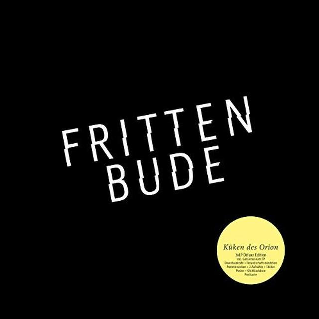 Frittenbude KUEKEN DES ORION: LIMITED EDITION Vinyl Record