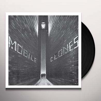 MOBILE CLONES ABRASIVE AIR Vinyl Record