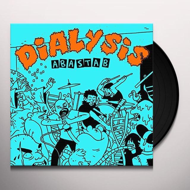 Dialysis ABASTAB Vinyl Record