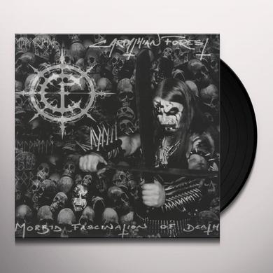 Carpathian Forest MORBID FASCINATION OF DEATH Vinyl Record