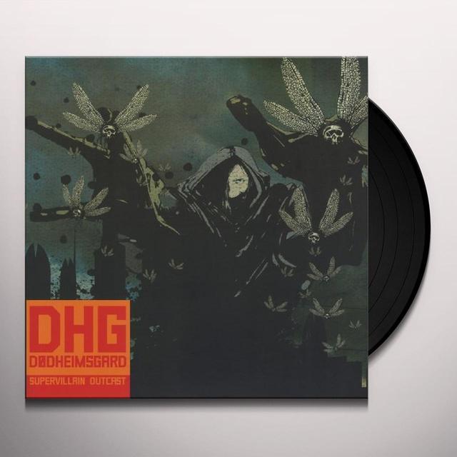 Dødheimsgard SUPERVILLAIN OUTCAST Vinyl Record