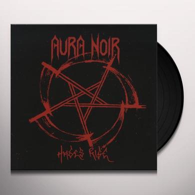 Aura Noir HADES RISE Vinyl Record