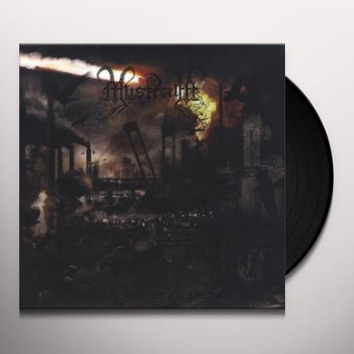 Mysticum IN THE STREAMS OF INFERNO Vinyl Record