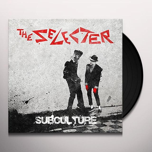 Selecter SUBCULTURE Vinyl Record - Digital Download Included