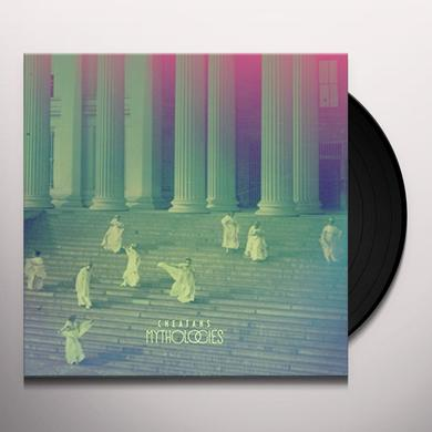 Cheatahs MYTHOLOGIES Vinyl Record