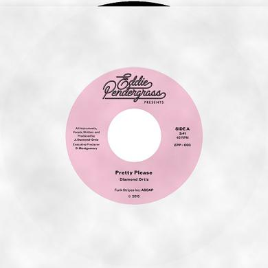 DIAMOND ORTIZ PRETTY PLEASE / FREDDIE FONK - IT'S A SHAME Vinyl Record