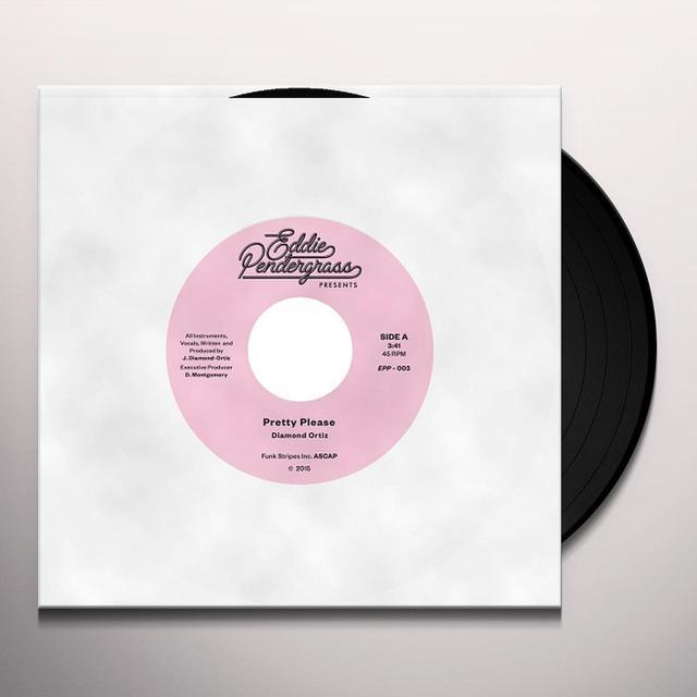 DIAMOND ORTIZ PRETTY PLEASE / FREDDIE FONK - IT'S A SHAME Vinyl Record