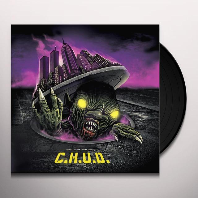 David Cooper / David Hughes C.H.U.D. / O.S.T. Vinyl Record