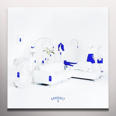 Beat Connection PRODUCT 3 Vinyl Record - Blue Vinyl, Colored Vinyl, Digital Download Included