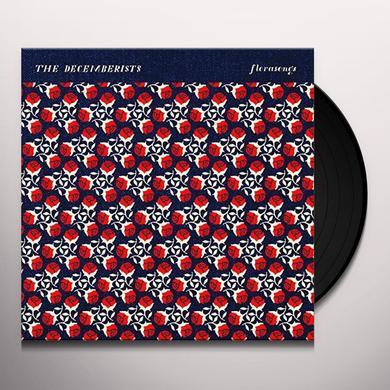 The Decemberists FLORASONGS Vinyl Record