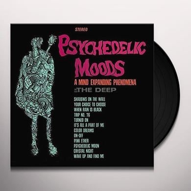 PSYCHEDELIC MOODS OF THE DEEP Vinyl Record