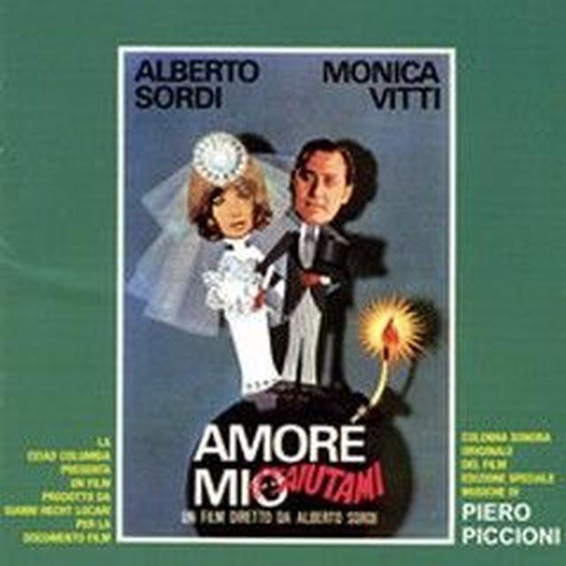 Piero Piccioni AMORE MIO AIUTAMI / O.S.T. Vinyl Record
