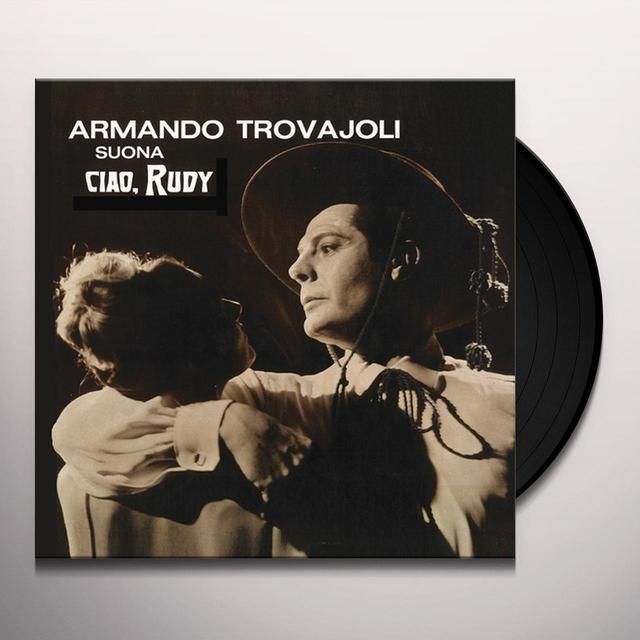 Armando Trovajoli CIAO RUDY / O.S.T. Vinyl Record - Black Vinyl