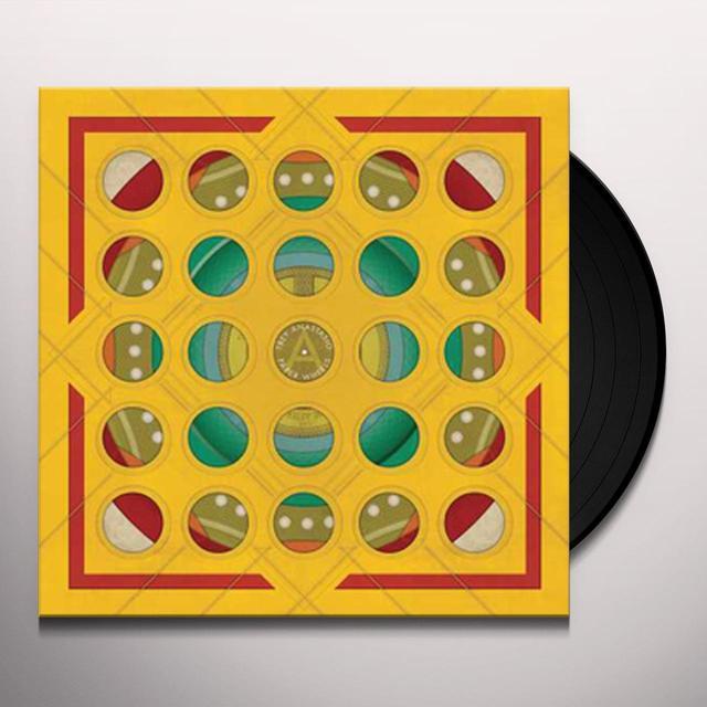 Trey Anastasio PAPER WHEELS Vinyl Record