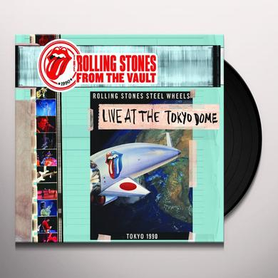 The Rolling Stones FROM THE VAULT: LIVE AT THE TOKYO DOME 1990 Vinyl Record