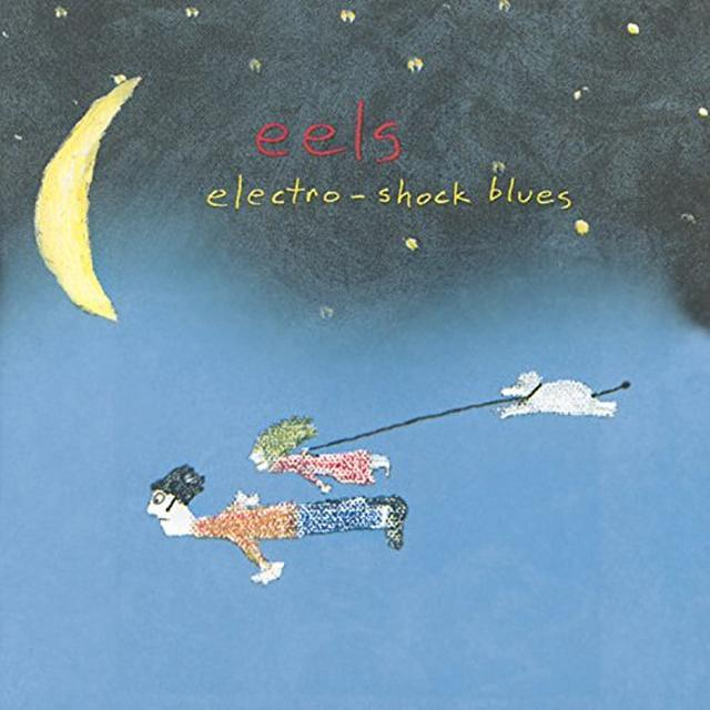 Eels ELECTRO-SHOCK BLUES Vinyl Record - 180 Gram Pressing