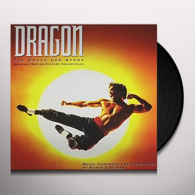 DRAGON: THE BRUCE LEE STORY / O.S.T. Vinyl Record