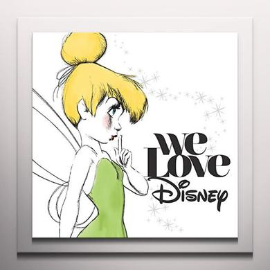 WE LOVE DISNEY / VARIOUS (COLV) (GRN) (DLX) WE LOVE DISNEY / VARIOUS Vinyl Record