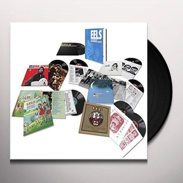 Eels COMPLETE DREAMWORKS ALBUMS  (BOX) Vinyl Record - 180 Gram Pressing
