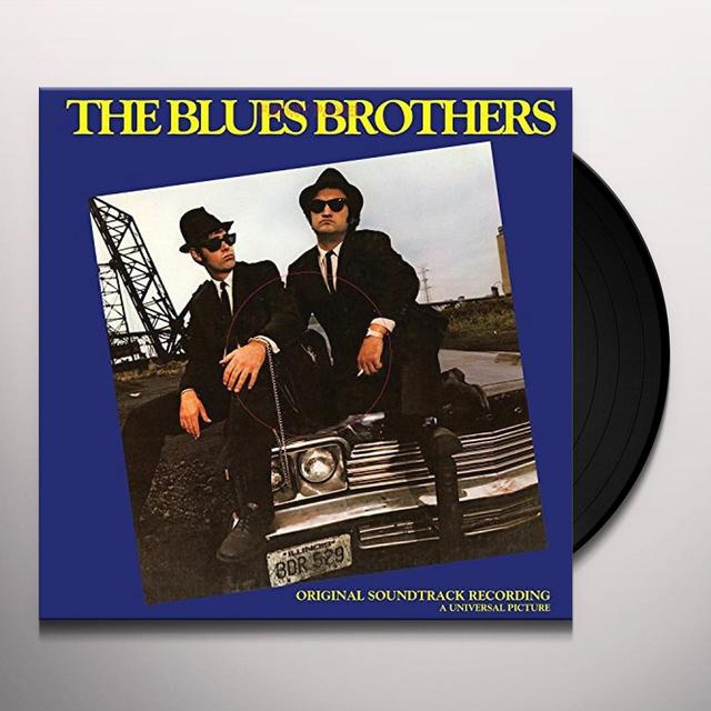 BLUES BROTHERS (LTD) (OGV) BLUES BROTHERS - O.S.T. Vinyl Record - Limited Edition, 180 Gram Pressing