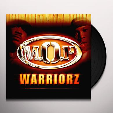 M.O.P. WARRIORZ Vinyl Record