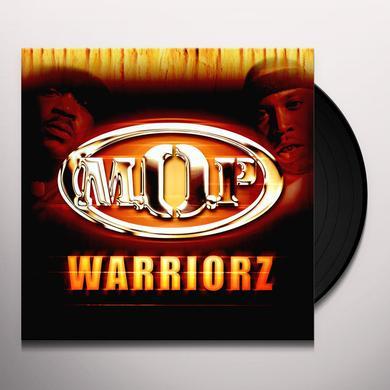 M.O.P. WARRIORZ Vinyl Record