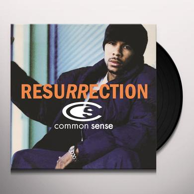 Common RESURRECTION Vinyl Record