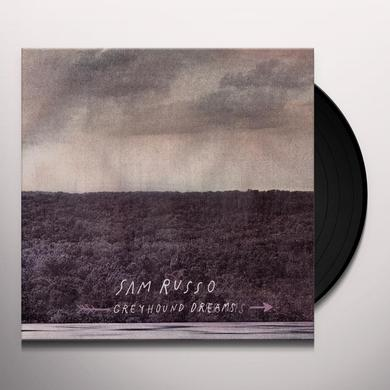 Sam Russo GREYHOUND DREAMS Vinyl Record