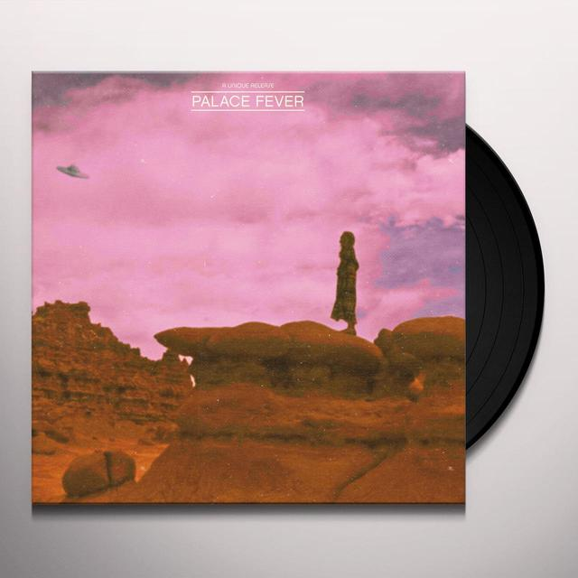 PALACE FEVER SING ABOUT LOVE LUNATICS & SPACESHIPS Vinyl Record