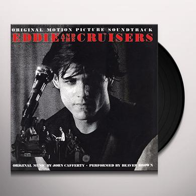 John Cafferty & the Beaver Brown Band EDDIE & THE CRUISERS Vinyl Record