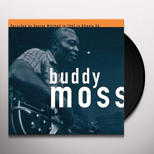 Buddy Moss GEORGE MITCHELL COLLECTION Vinyl Record