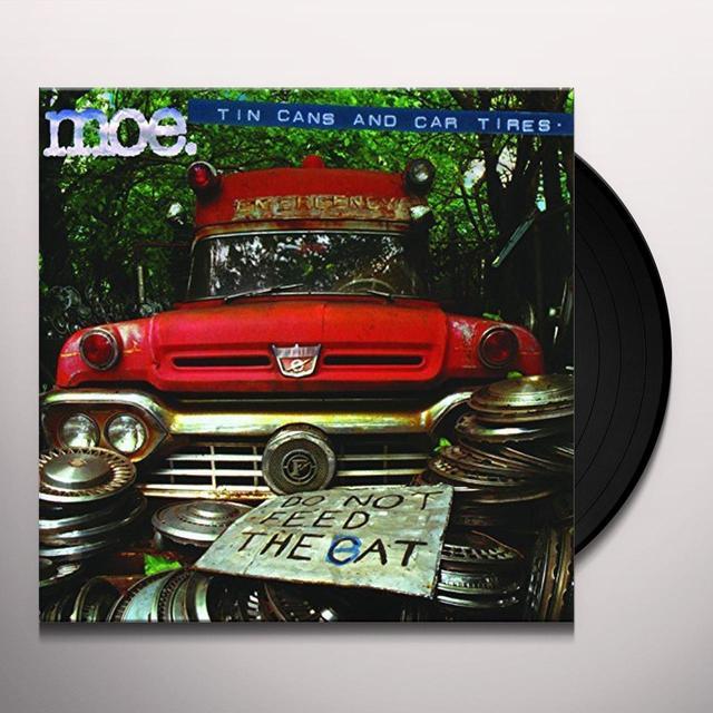 Moe TIN CANS & CAR TIRES Vinyl Record