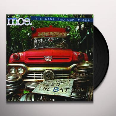 Moe TIN CANS & CAR TIRES Vinyl Record - Gatefold Sleeve, Limited Edition, Deluxe Edition