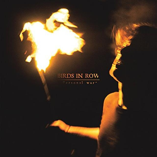 Birds In Row PERSONAL WAR Vinyl Record