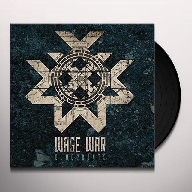 Wage War BLUEPRINTS Vinyl Record