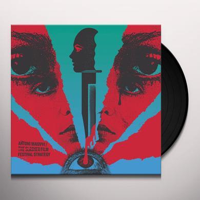 ANTONI MAIOVVI / SLASHER FILM FESTIVAL STRATEGY Vinyl Record
